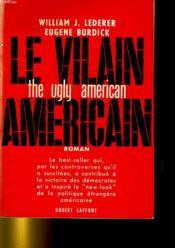 Le Vilain Americain - Couverture - Format classique