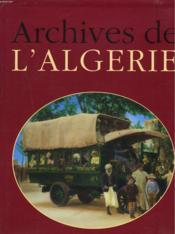 L'algerie - Couverture - Format classique