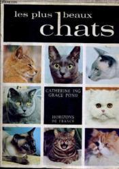 Les Plus Beaux Chats. - Couverture - Format classique