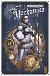 Lady Mechanika T.3 ; les tablettes du destin - Couverture - Format classique