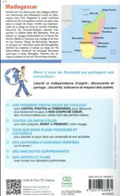 Carte Madagascar Routard.Guide Du Routard Madagascar Edition 2018 2019 Collectif Hachette