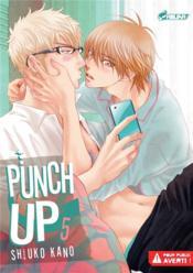 Punch up T.5 - Couverture - Format classique