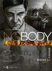 No body - saison 2 T.2 ; les loups - Couverture - Format classique