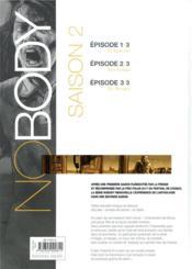 No body - saison 2 T.2 ; les loups - 4ème de couverture - Format classique