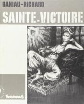 Sainte-Victoire - Couverture - Format classique