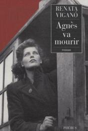 Agnès va mourir - Couverture - Format classique