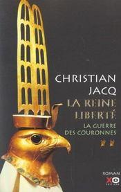 La reine liberte - tome 2 la guerre des couronnes - Intérieur - Format classique