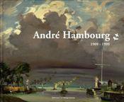 André hambourg, 1909-1999 - Intérieur - Format classique