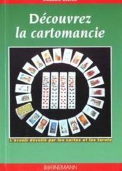 Decouvrez La Cartomancie - Couverture - Format classique
