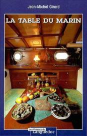La Table Du Marin - Couverture - Format classique