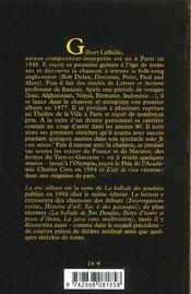 Tete Ailleurs (La) - 4ème de couverture - Format classique