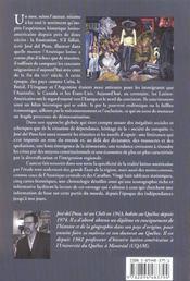 Histoire De L Amerique Latine Et Des Caraibes - 4ème de couverture - Format classique