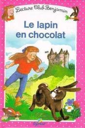 Le lapin en chocolat t.9 - Couverture - Format classique