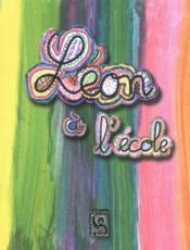 Leon A L'Ecole - Couverture - Format classique