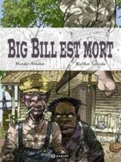 Big Bill est mort - Couverture - Format classique