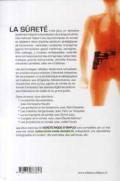 Sûreté mode d'emploi t.2 ; de la connaissance théorique à la mise en pratique empirique - 4ème de couverture - Format classique