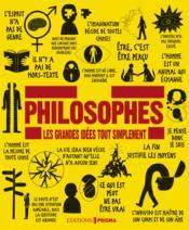 Tous philosophes ; les grandes idées tout simplement - Couverture - Format classique