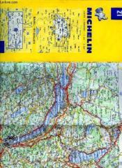 Carte Michelin N°21 - Couverture - Format classique