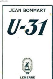 U - 31 - Couverture - Format classique