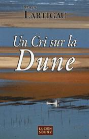 Un cri sur la dune - Couverture - Format classique