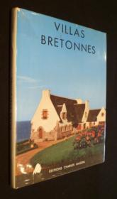 Villas bretonnes - Couverture - Format classique