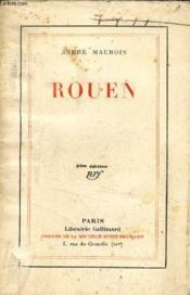 Rouen - Couverture - Format classique
