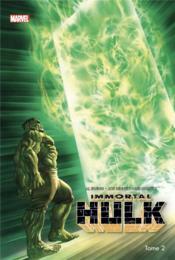 Immortal Hulk T.2 ; la porte verte - Couverture - Format classique
