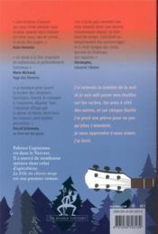 La fille du chasse-neige - 4ème de couverture - Format classique