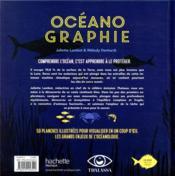Océanographie ; comprendre l'océan en 50 planches illustrées - 4ème de couverture - Format classique
