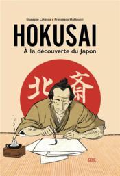 Hokusai ; à la découverte du Japon - Couverture - Format classique