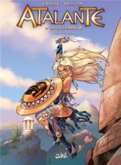 Atalante - la légende HORS-SERIE ; première larme - Couverture - Format classique
