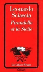 Pirandello et la sicile - Couverture - Format classique