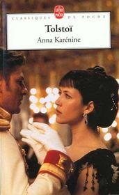 Anna karenine - Intérieur - Format classique
