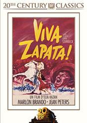 Viva Zapata! - Couverture - Format classique
