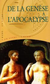 De La Genese A L'Apocalypse - Couverture - Format classique