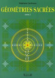 Géométries sacrées t.2 - Intérieur - Format classique