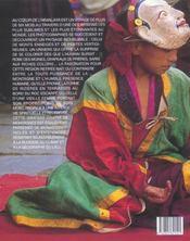 Au coeur de l'himalaya - 4ème de couverture - Format classique