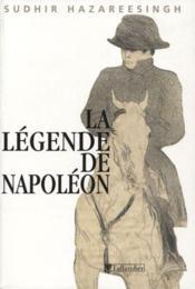 La Legende De Napoleon - Couverture - Format classique