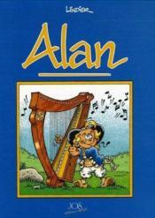 Alan t.1 - Couverture - Format classique