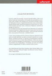 Desirs d'ivresse - 4ème de couverture - Format classique