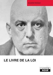 Le Livre De La Loi - Intérieur - Format classique