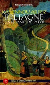 Bretagne chants de la foi + cd audio - Couverture - Format classique