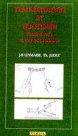 Traumatologie et quotidien ; fondements et gestes pratiques - Intérieur - Format classique
