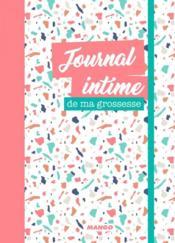 Journal intime de ma grossesse - Couverture - Format classique