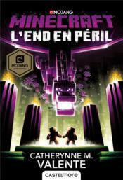 Minecraft ; le roman officel t.4 ; l'end en péril - Couverture - Format classique