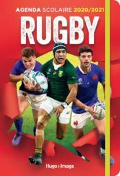 Agenda scolaire rugby (édition 2020/2021) - Couverture - Format classique