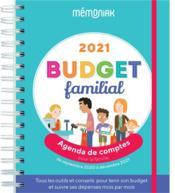 Budget familial memoniak 2020-2021 - Couverture - Format classique