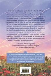 La famille d'Angely T.1 ; Guillemette et la montgolfière - 4ème de couverture - Format classique
