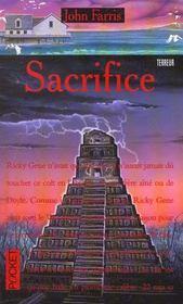Sacrifice - Intérieur - Format classique