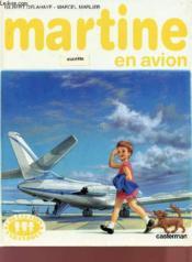 Martine T.15 ; Martine en avion - Couverture - Format classique
